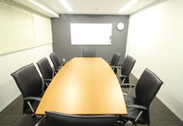 会議室8名様