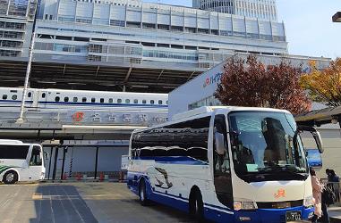 東海道新幹線の全列車が停車