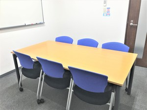 中会議室1(最大6名様)