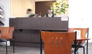 名古屋市中区丸の内 受付 / 共有スペース